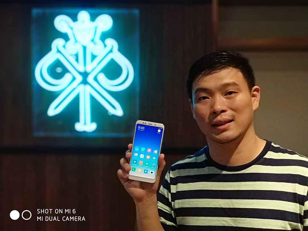 Xiaomi Redmi 5 Plus review on Revu Philippines