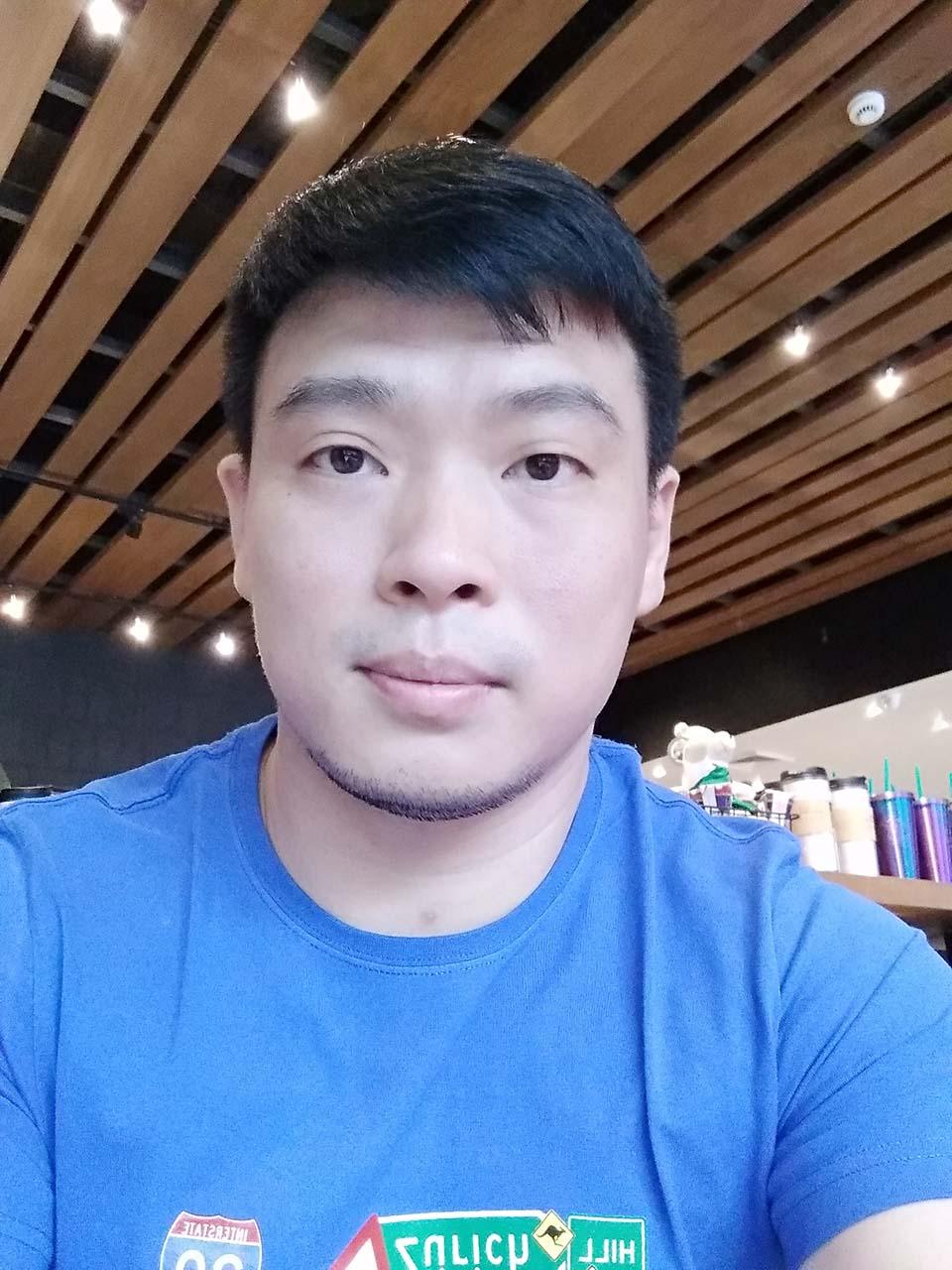 Xiaomi Redmi 5 sample selfie photo on Revu Philippines