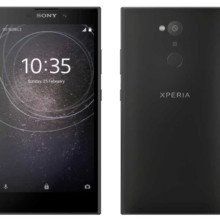 Sony Xperia L2 leak on Revu Philippines