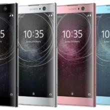 Sony Xperia XA2 leak on Revu Philippines