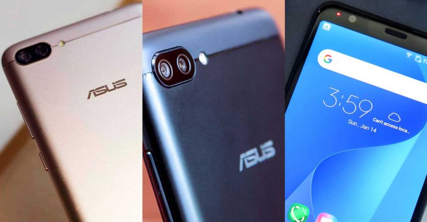 ASUS ZenFone 4 Max Lite, 4 Max, and Max Plus (M1) specs and price comparison on Revu Philippines
