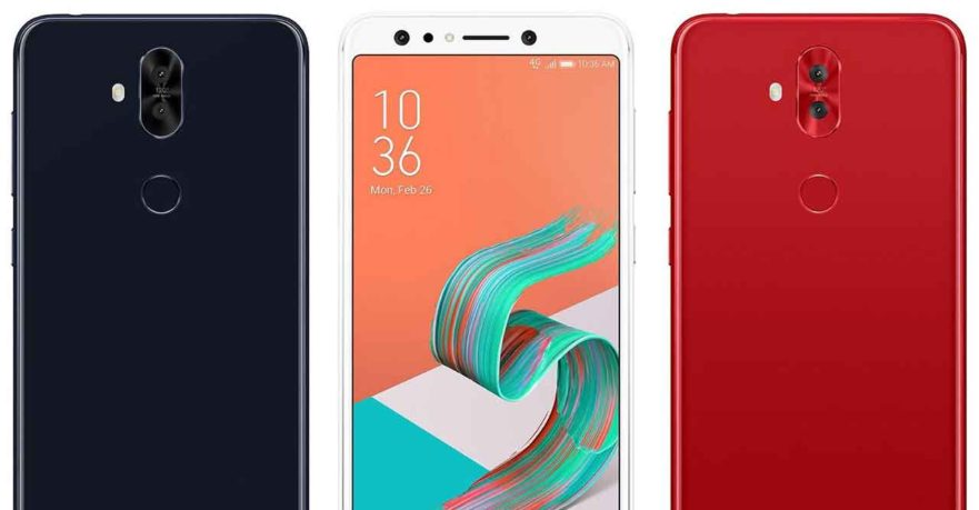 ASUS ZenFone 5 Lite design and colors leak on Revu Philippines