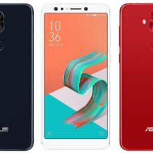 ASUS ZenFone 5 Lite all available colors.