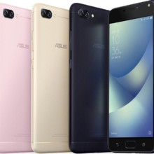 Asus ZenFone 4 Max Lite available colors.