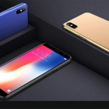 Doogee X53 budget phone all colors.
