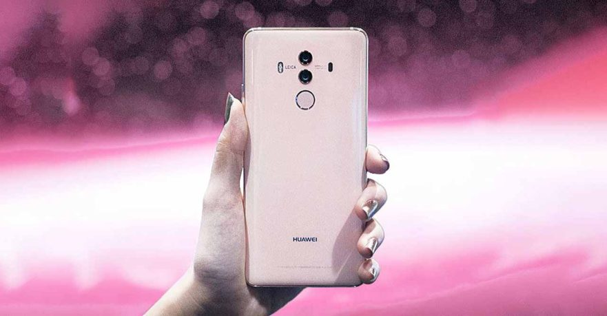 Huawei Mate 10 Pro Pink Gold price and specs on Revu Philippines