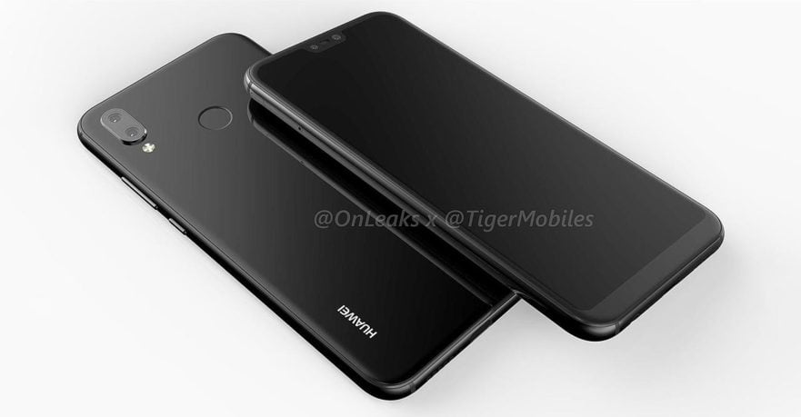 Huawei P20 P11 Lite design render on Revu Philippines