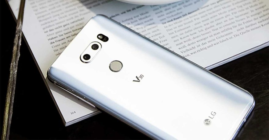 LG V30 price, specs and image on Revu Philippines