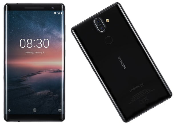 Nokia 8 Sirocco price, specs, and availability — Revü ...