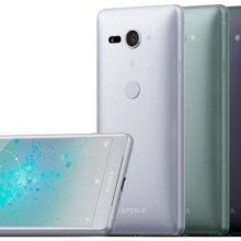 Sony Xperia XZ2 all available colors.