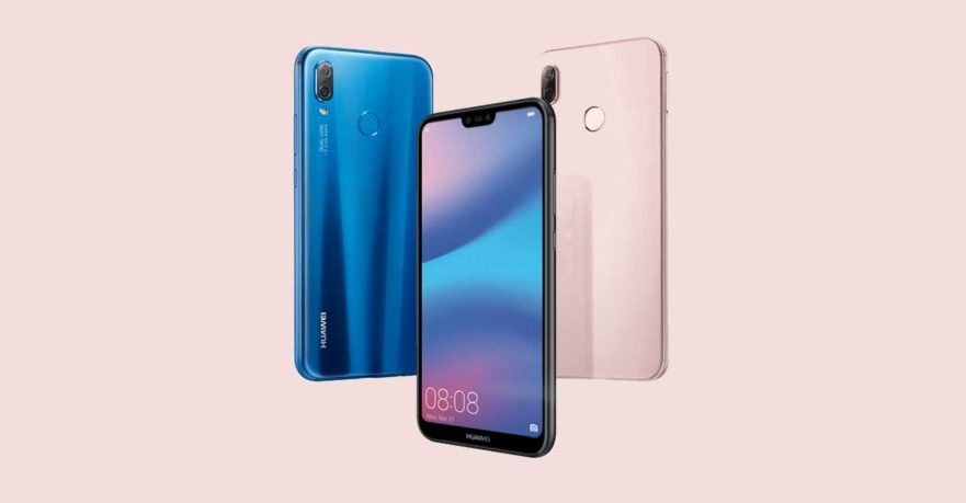Huawei P20 Lite or Nova 3e price and specs on Revu Philippines