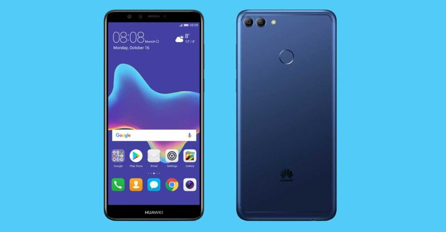 Huawei Y9 (2018) specs and price on Revu Philippines