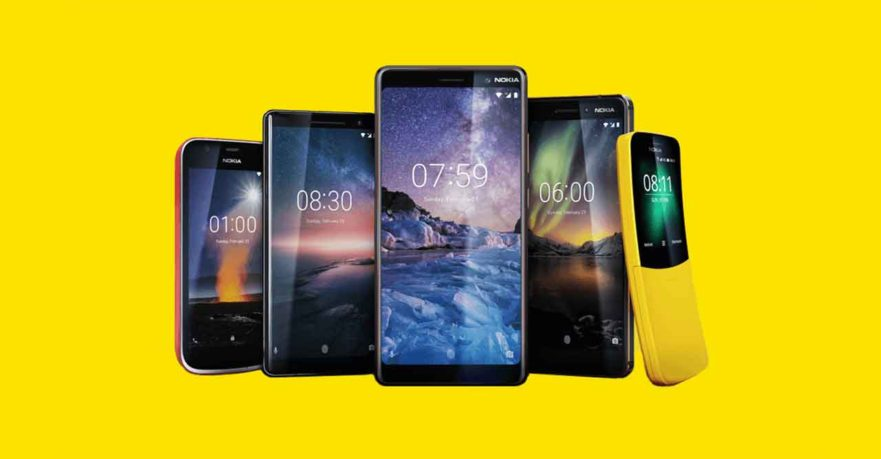 Nokia 8110 4G, Nokia 1, Nokia 6, Nokia 7 Plus, Nokia 8 Sirocco price, specs, and availability on Revu Philippines