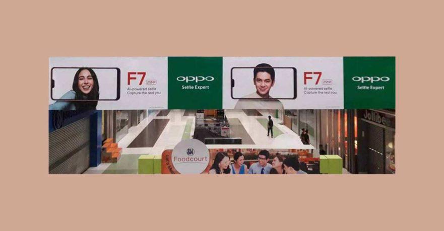 OPPO F7 with JoshLia or Joshua Garcia and Julia Barretto on Revu Philippines