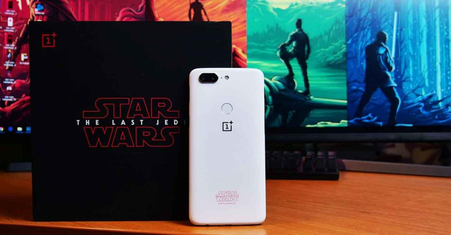 OnePlus 5T Star Wars limited edition on Revu Philippines