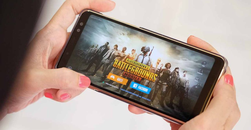 PUBG Mobile for Android and iOS phone requirements on Revu Philippines