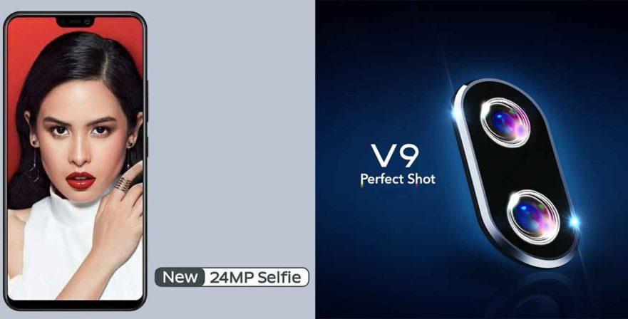 Vivo V9 specs and launch on Revu Philippines