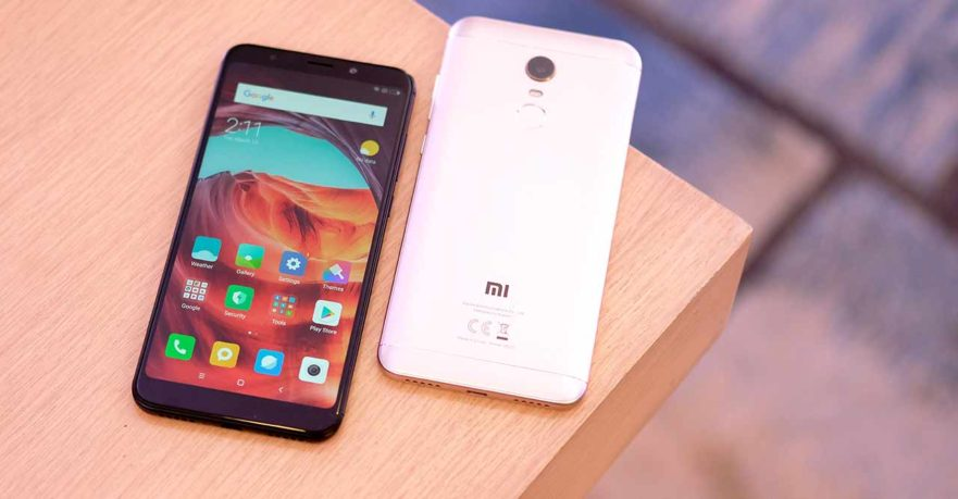 Xiaomi Redmi 5 Plus official price and specs on Revu Philippines