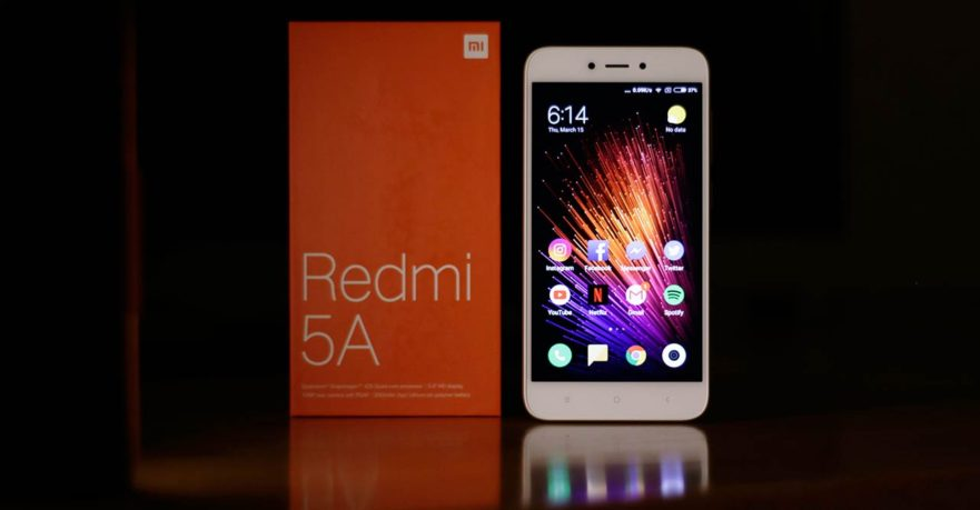 Xiaomi Redmi 5A flash sale price and specs on Lazada via Revu Philippines