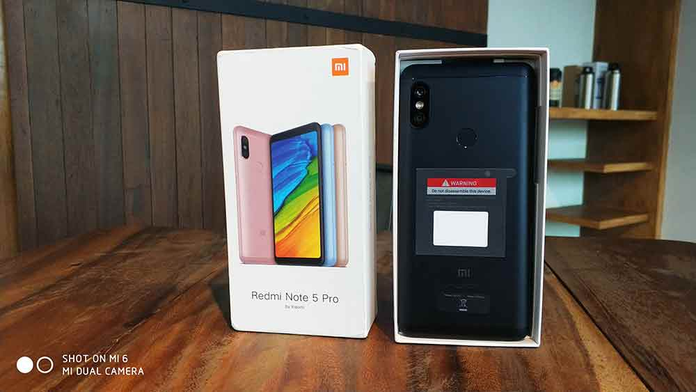 Xiaomi Redmi Note 5 Pro review, price and specs on Revu Philippines