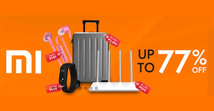 Xiaomi official store on Shopee Philippines by Revu