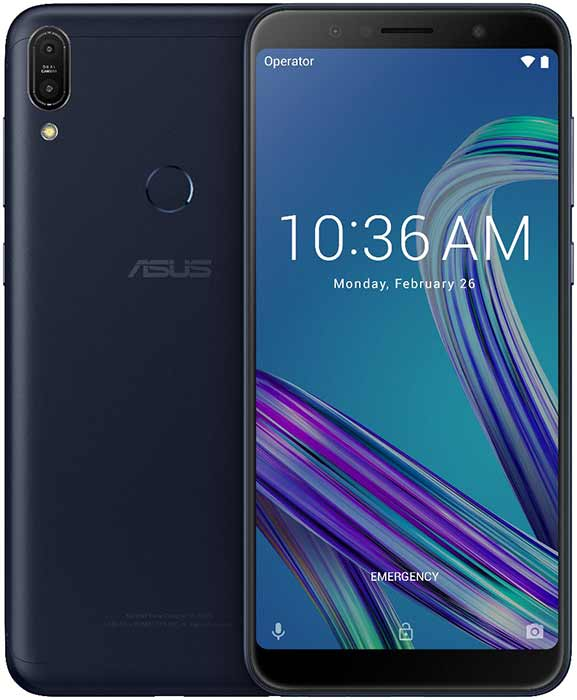 ASUS ZenFone Max Pro M1 price and specs on Revu Philippines