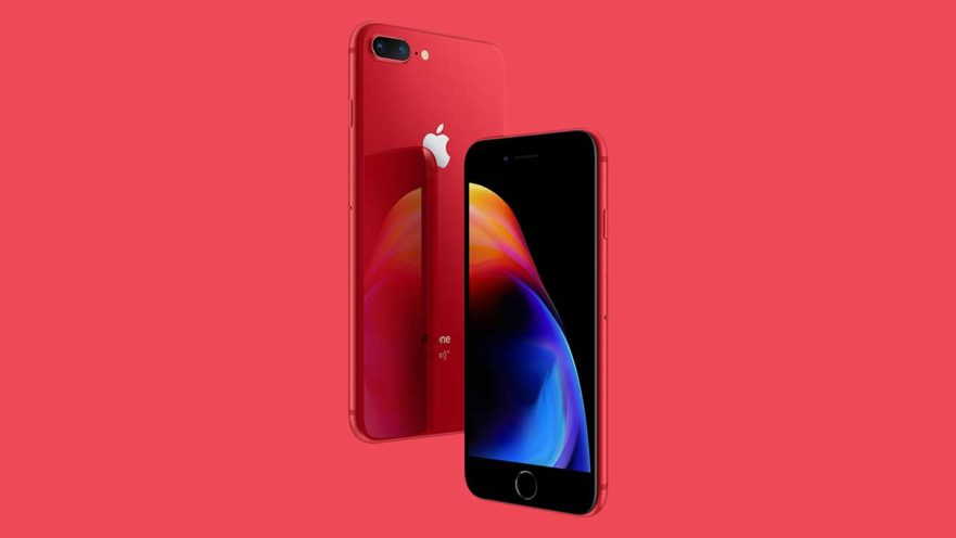 Apple iPhone 8 and iPhone 8 Plus (Product)Red Special Edition price and specs on Revu Philippines