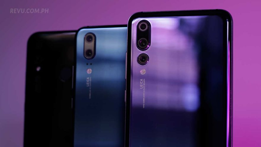 Huawei P20 Pro, Huawei P20, Huawei P20 Lite review, price and specs on Revu Philippines