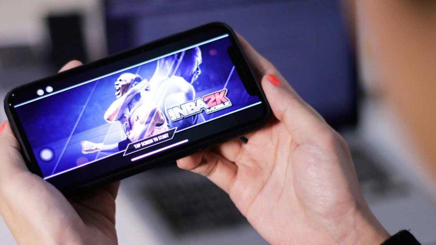 NBA 2K Mobile on Revu Philippines