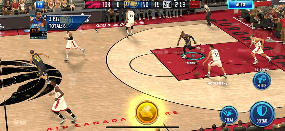 NBA 2K Mobile on Revu Philippines