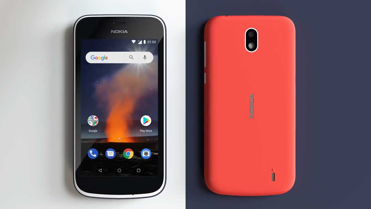 Spotted: Price of Nokia 1, the 1st Android Go phone in PH ...