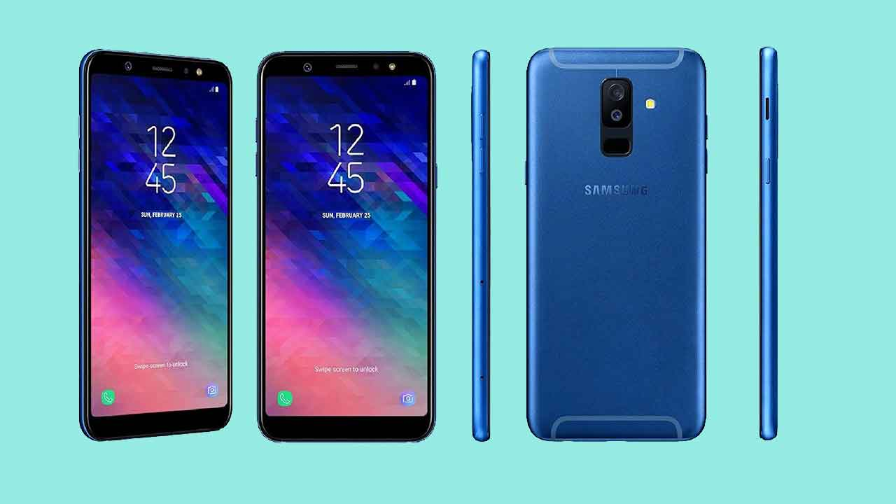 Samsung Galaxy A6 and A6 Plus design in rendered images and specs on Revu Philippines