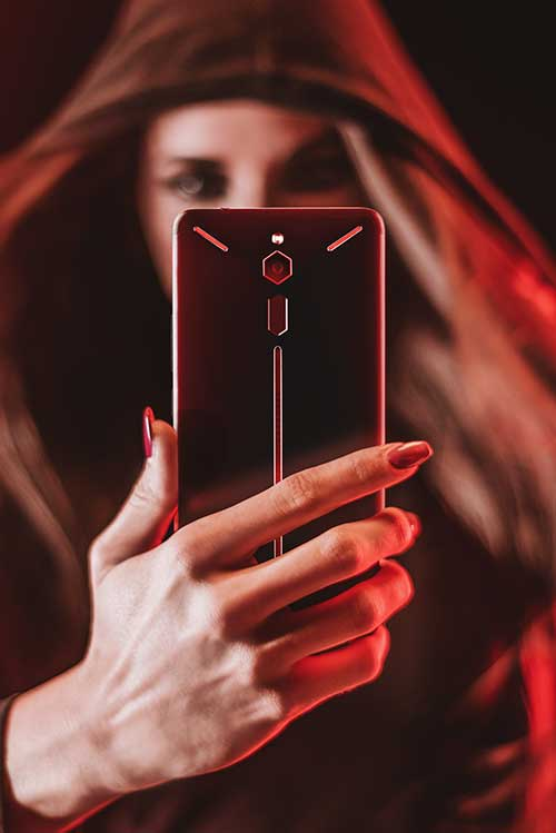 ZTE Nubia Red Magic Phone price and specs on Revu Philippines