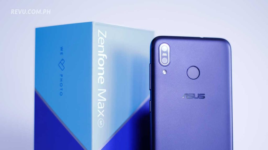 ASUS ZenFone Max (M1) review, price, and specs on Revu Philippines