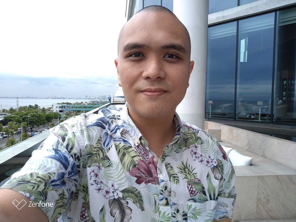 ASUS ZenFone Max (M1) sample selfie photo, review, price, and specs on Revu Philippines