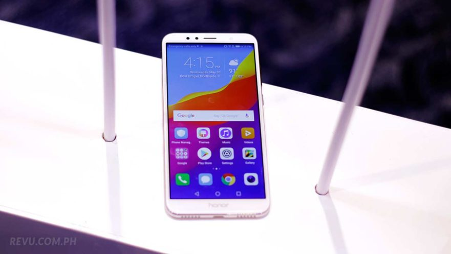 Honor 7A price and specs on Revu Philippines