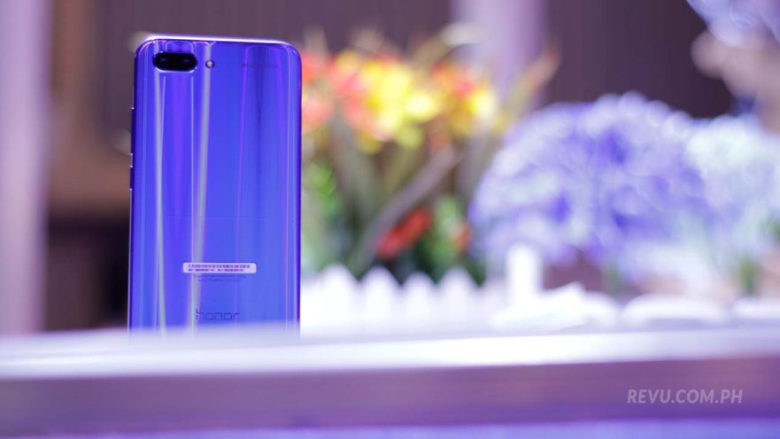 Huawei Honor 10 price and specs on Revu Philippines