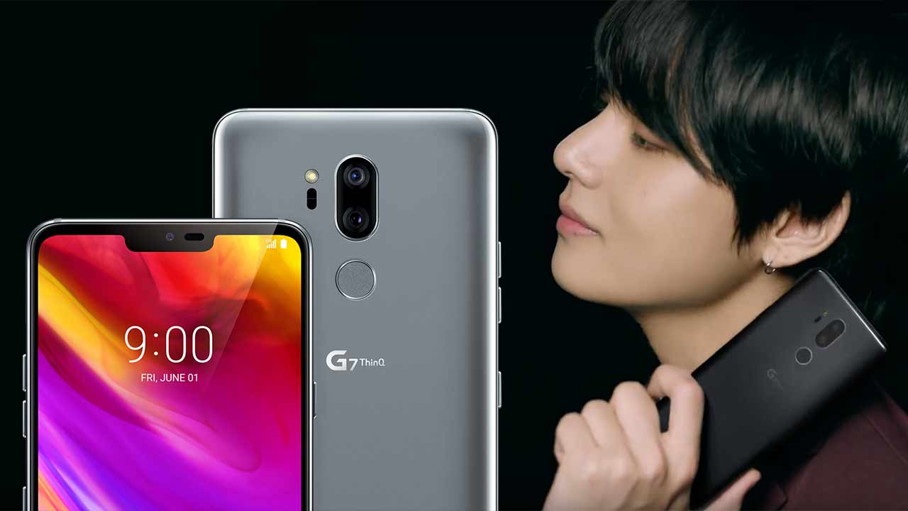 Lg G7 Thinq Launched How It Compares To The Galaxy S9