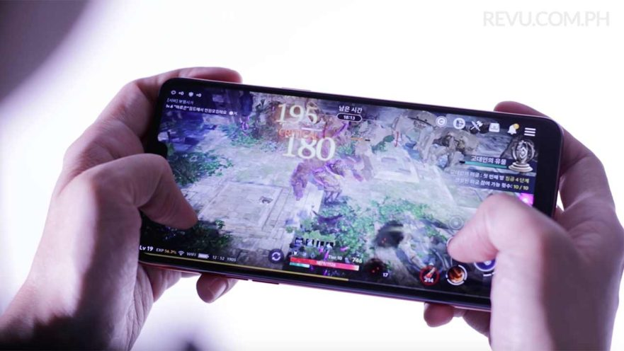 MediaTek Helio P60 gaming and performance tests in the OPPO F7 review, price and specs on Revu Philippines