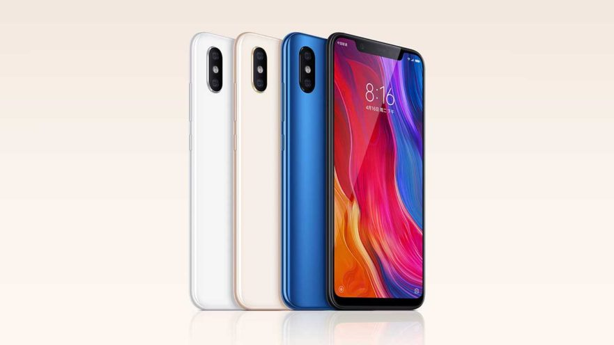 Xiaomi Mi 8 price and specs on Revu Philippines