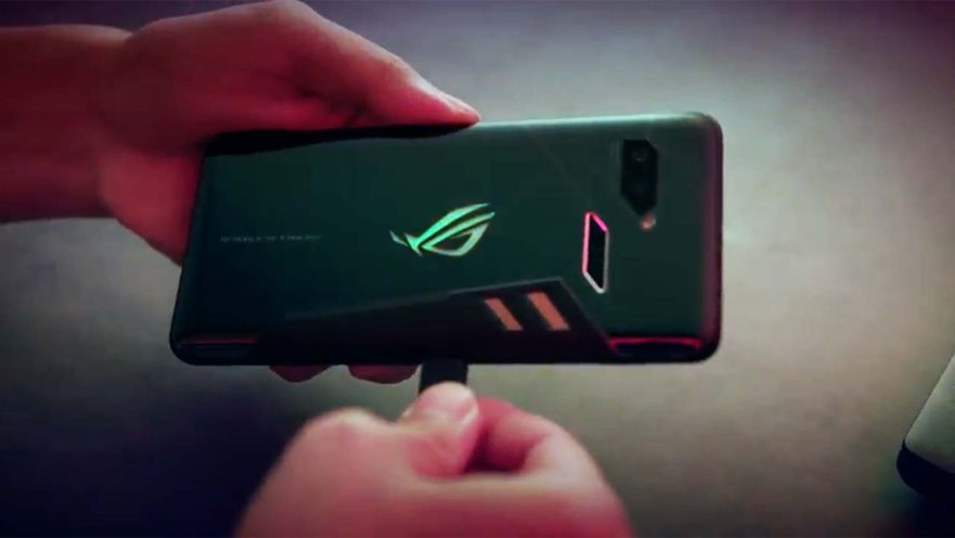 ASUS ROG Phone launch and specs on Revu Philippines