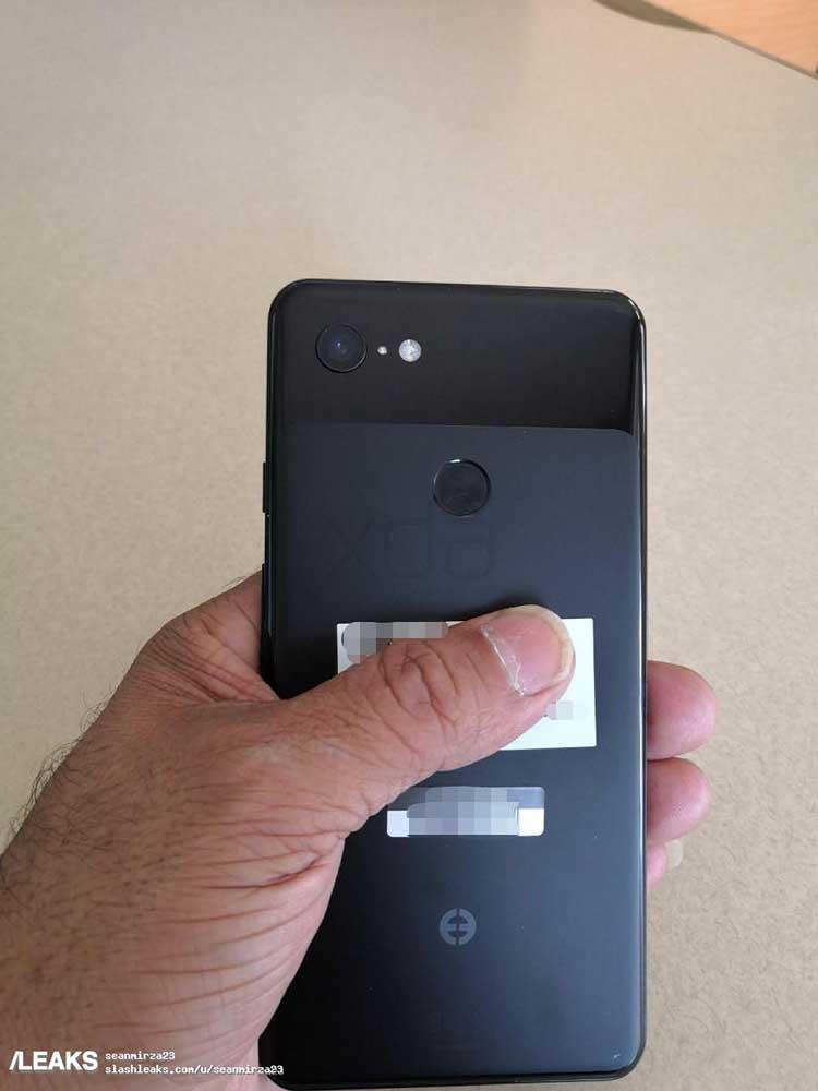 Google Pixel 3 XL prototype design on Revu Philippines