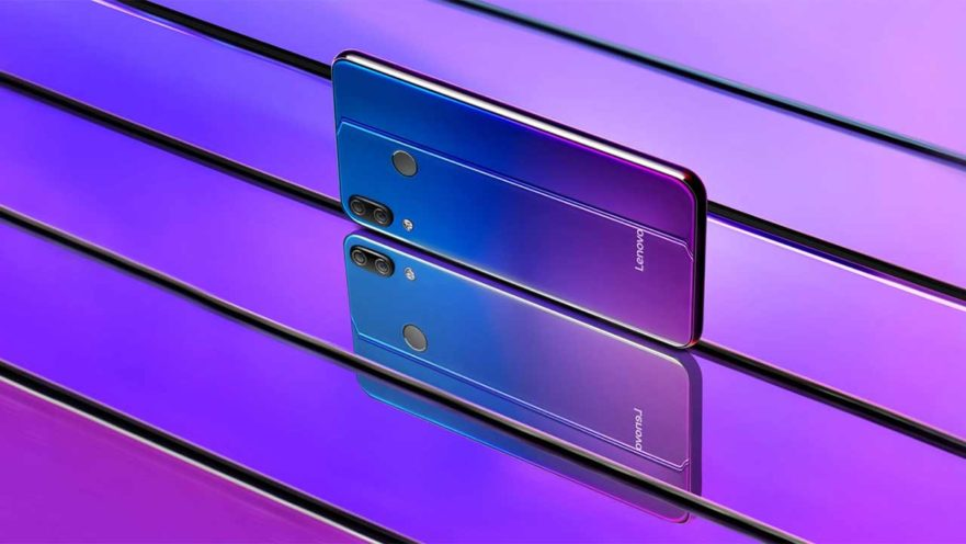 Lenovo Z5 low price and high specs on Revu Philippines