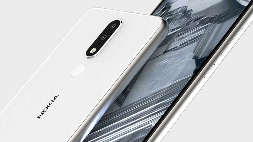 Nokia 5.1 Plus image render on Revu Philippines