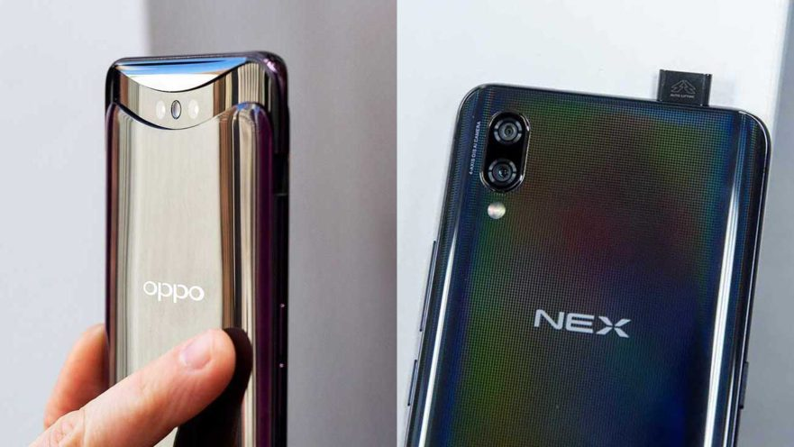 OPPO Find X vs Vivo NEX: Price and specs comparison on Revu Philippines