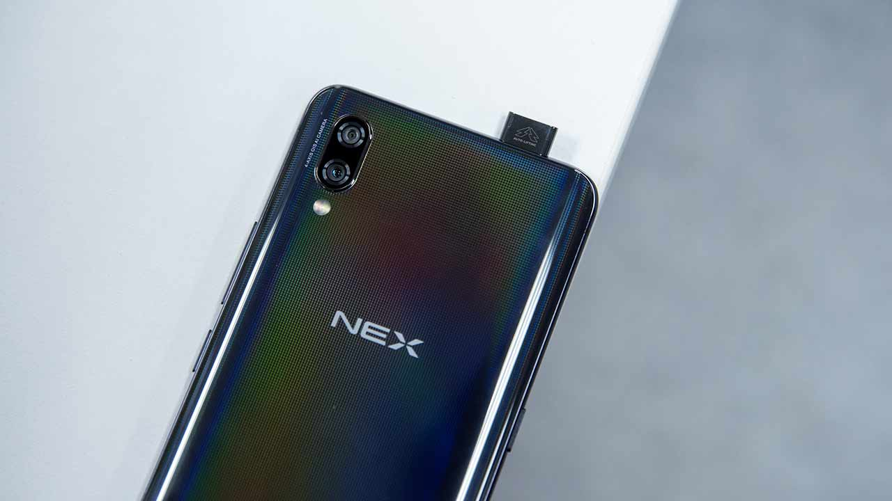 Vivo NEX price and specs on Revu Philippines