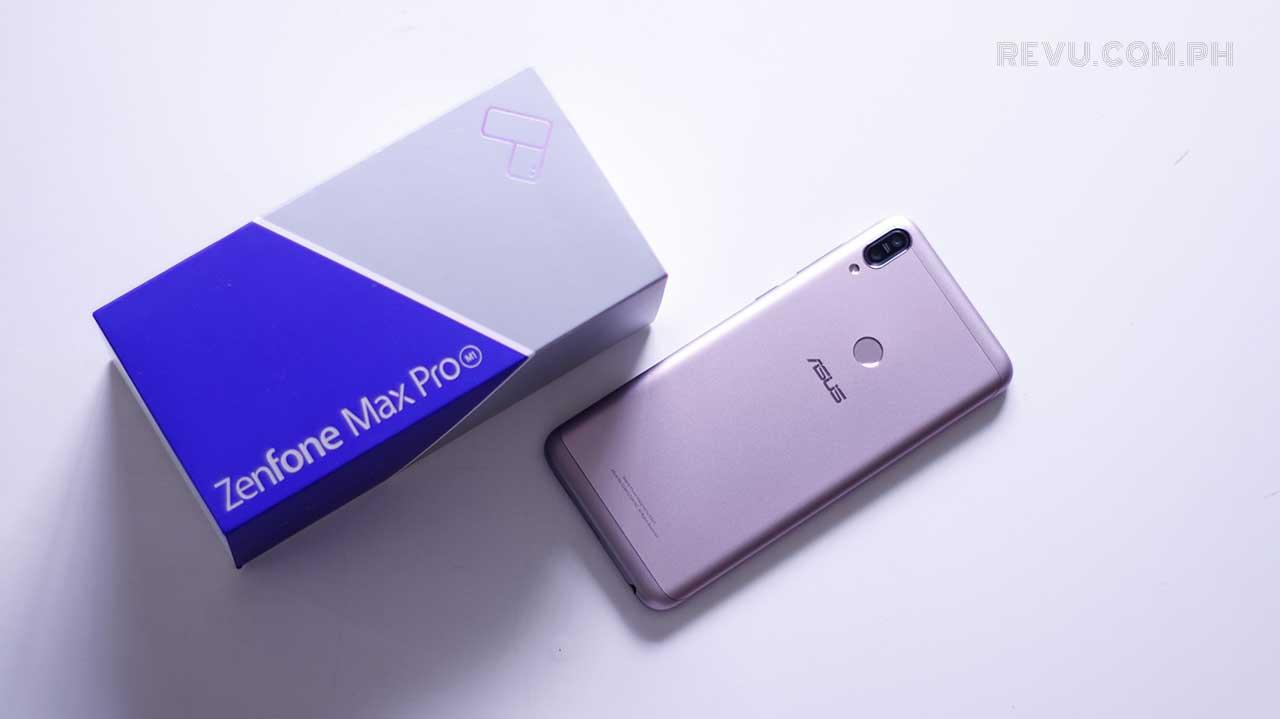 ASUS ZenFone Max Pro M1 specs and price on Revu Philippines