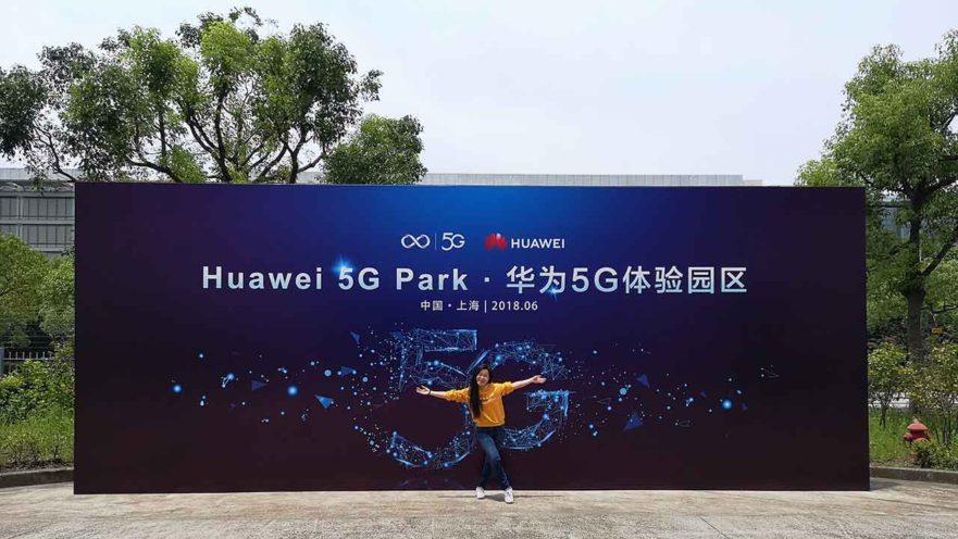 Huawei media familiarization tour China 2018 with Revu Philippines