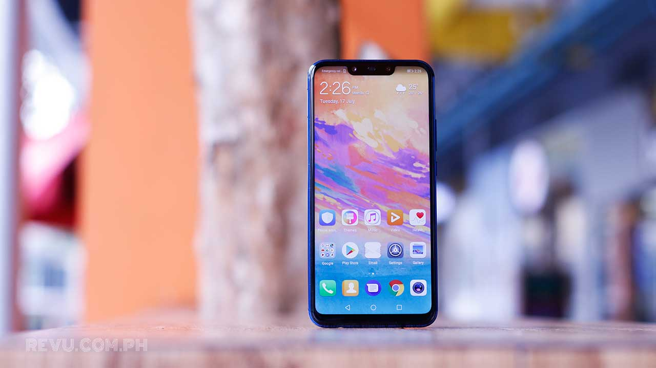 Huawei Nova 3i review, price and specs on Revu Philippines