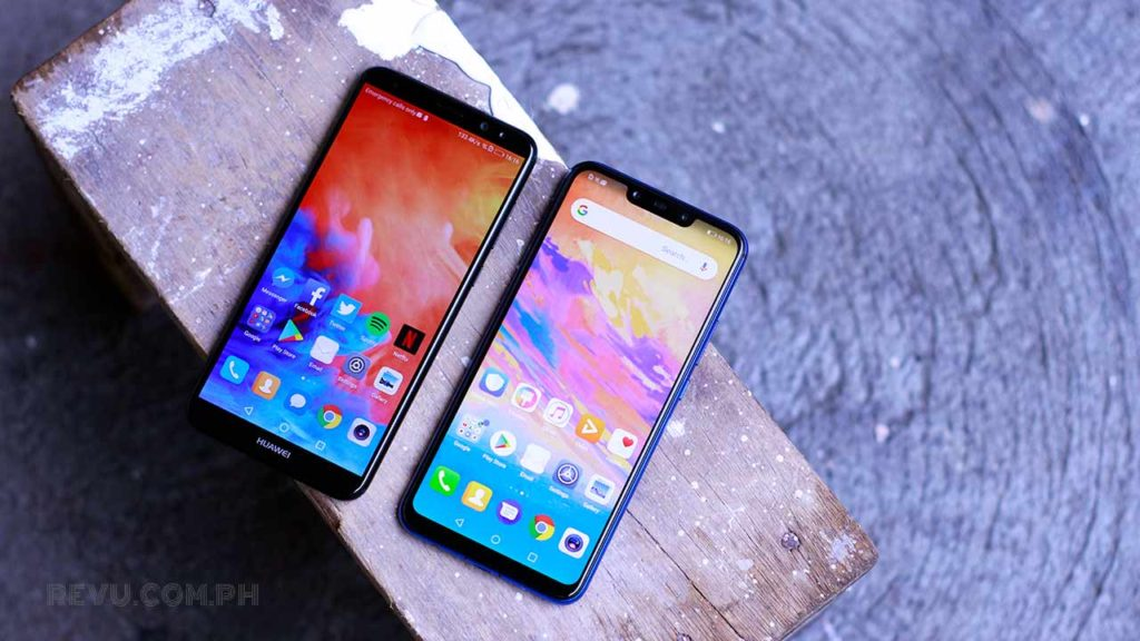 Huawei Nova 3i vs Huawei Nova 2i review, price and specs on Revu Philippines